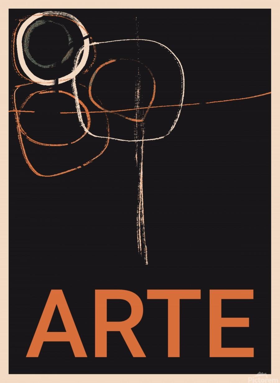 ARTE -1   Print